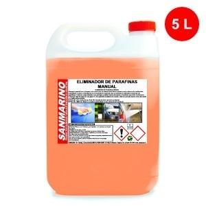 MANUAL PARAFFINS REMOVER: 5, 12 AND 25 L.