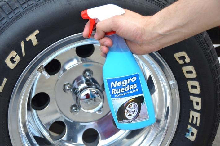 Abrillantador neumáticos Sanmarino
