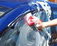 Gama de champús limpieza coches
