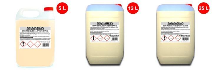 Envases de limpiador en seco carrocerías de coche 5, 12 y 25 litros