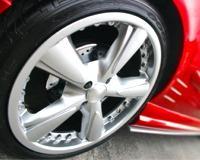 Productos para la limpieza de llantas de coche